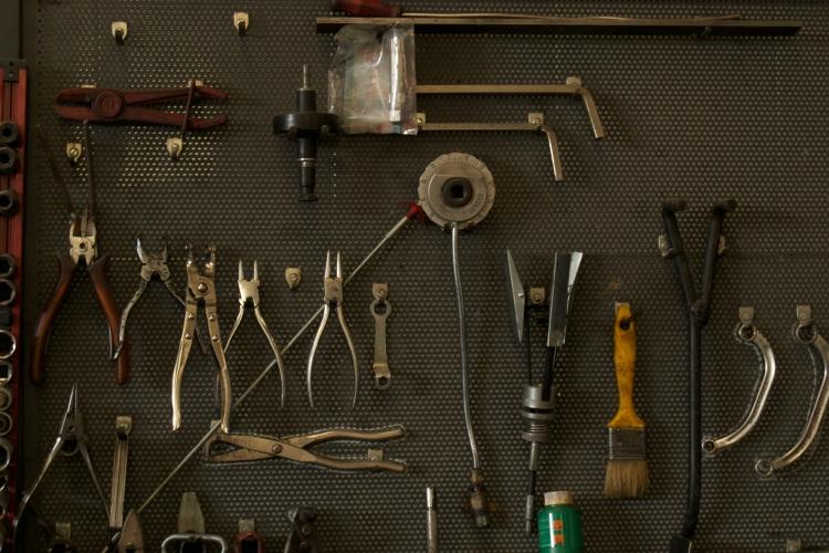 Cuadro de herramientas