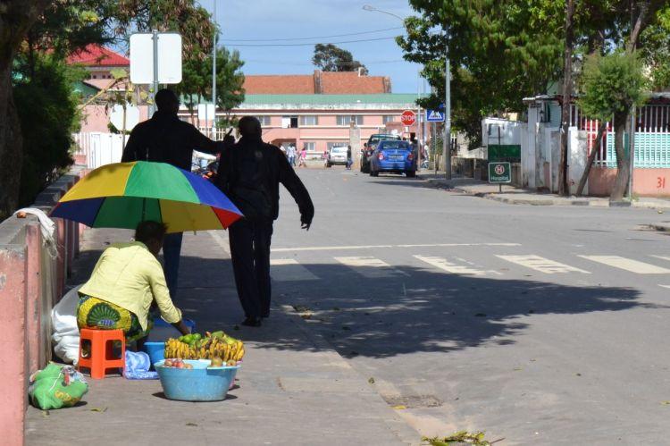 Vendedoras de fruta