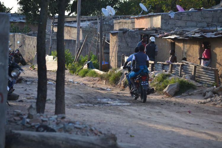 Barrio de Kuito
