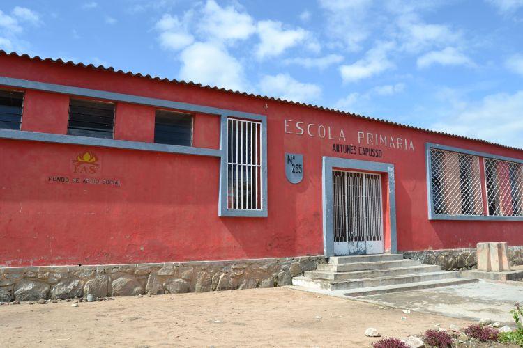 Colegio Antunes Parusso