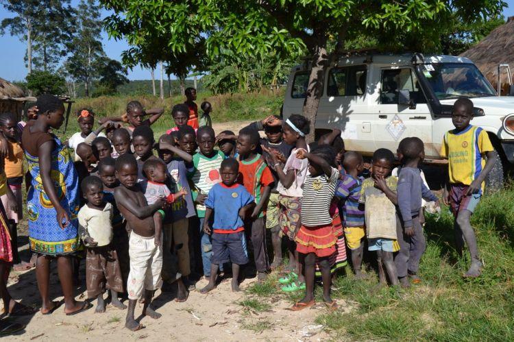 Los niños de Japau