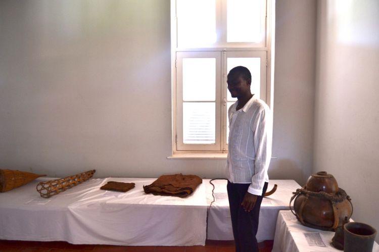 Guia del Museo Etnografico de Lobito