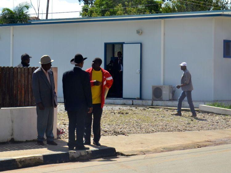 Vecinos del Pueblo anterior a Nharea