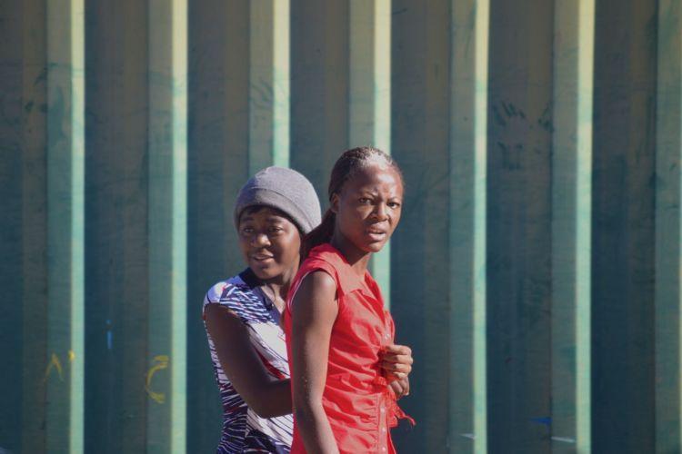 Mujeres en Kuito