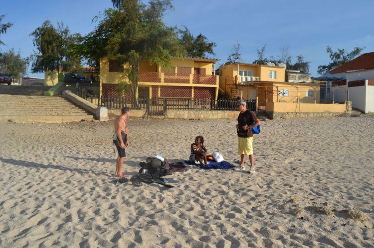 Playa de Caotiña