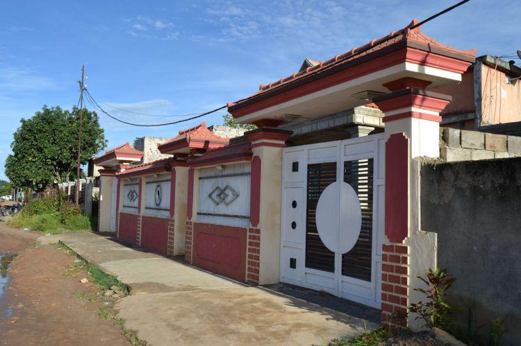 Casa de un chino en Kuito