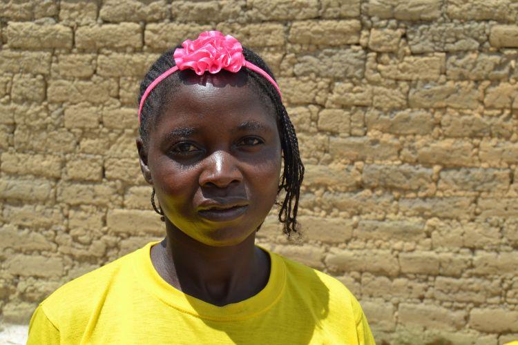 Mujer de Nharea
