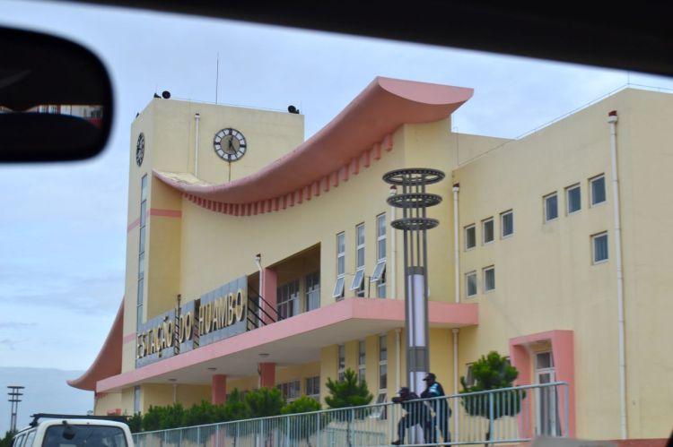 Estación de Huambo