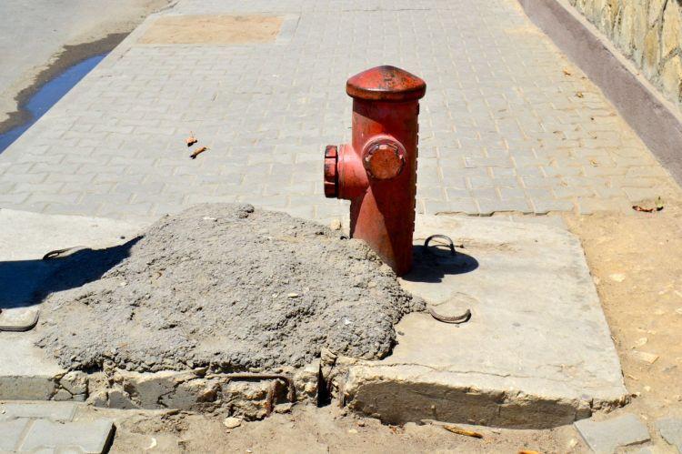 Chapuza callejera en Benguela