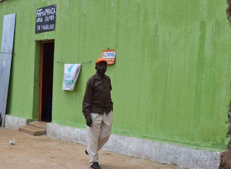 Farmacia en Nharea