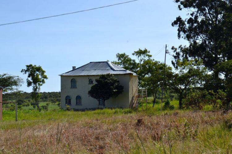La casa vacía de Wongo