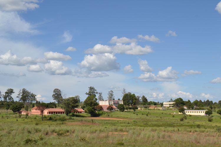 escuela y hospital del padre Garcia