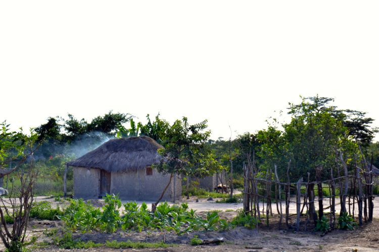 La paz de la aldea