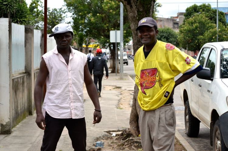 Amigos de la calle