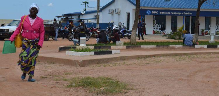 El Banco en Nharea