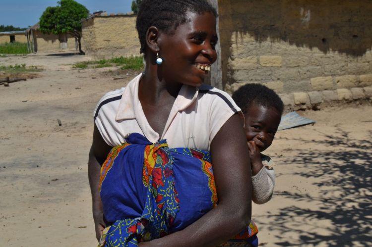 Mujer en Sakalulu