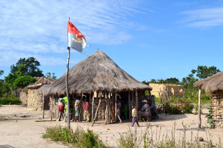 El centro para reunirse en Calenga