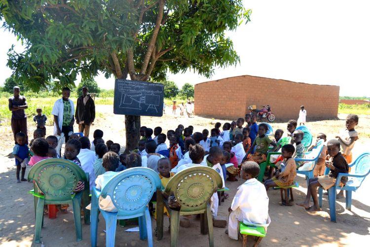La escuela  de Samaquina
