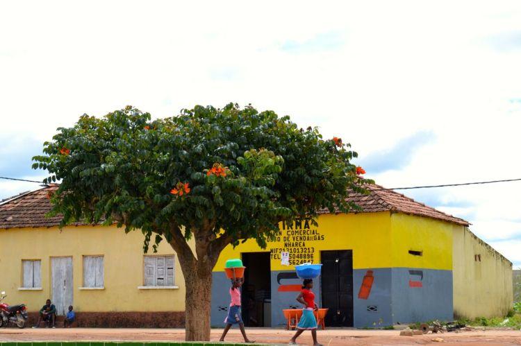 calle de Nharea