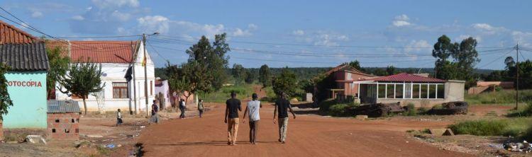 Calle de Kuemba