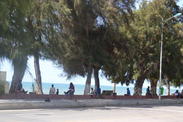 Paseo de Playa Morena