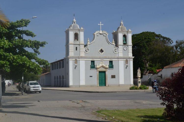 Iglesia en Benguela