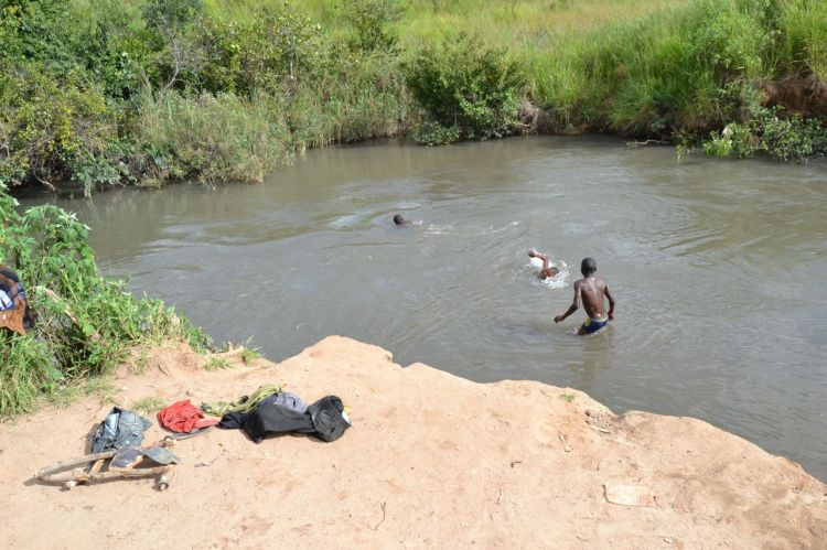 El rio de Nharea