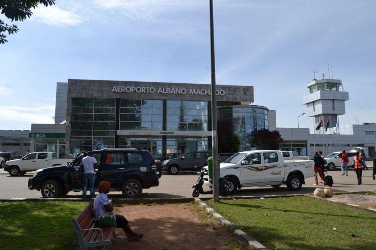 Aeropuerto de Huambo