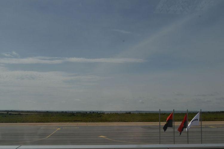 aeropuertode Huambo