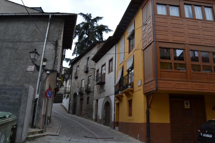 Calle del Agua. Villafranca