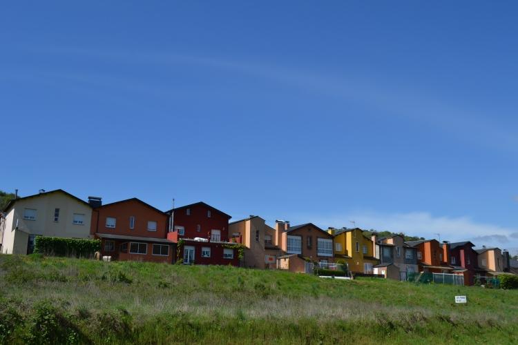 urbanización periférica de Medina Seca