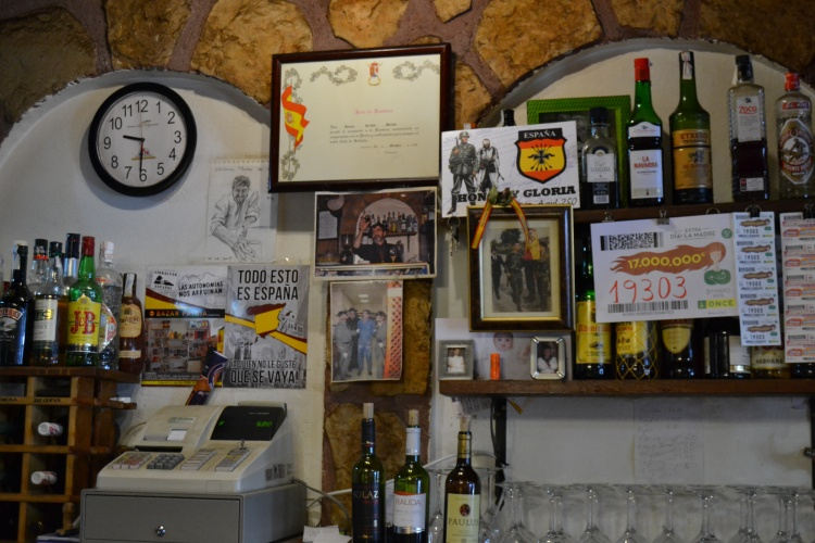 Bar en Villafranca