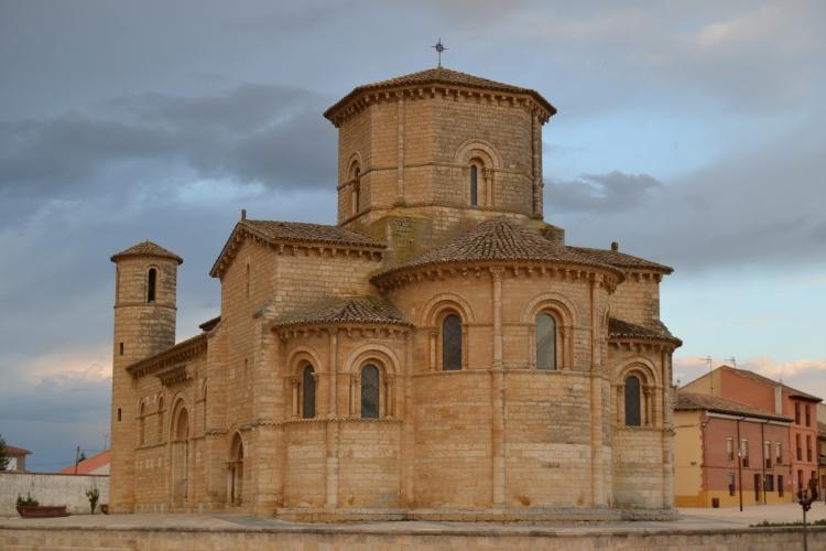Iglesia de San Martín. Frómista