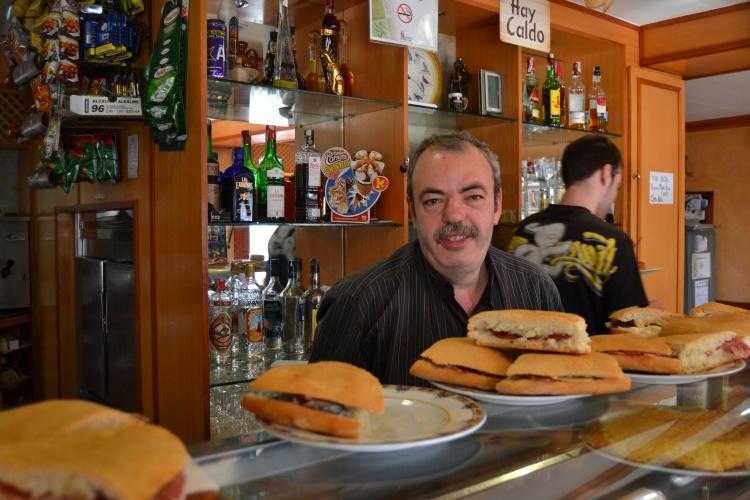 En el otro bar de Villafranca