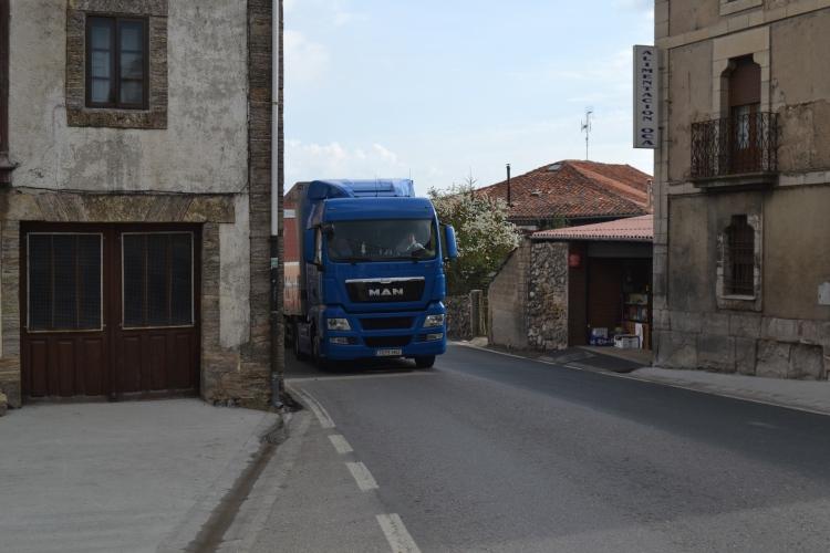 El Camino en Villafranca Montes de Oca