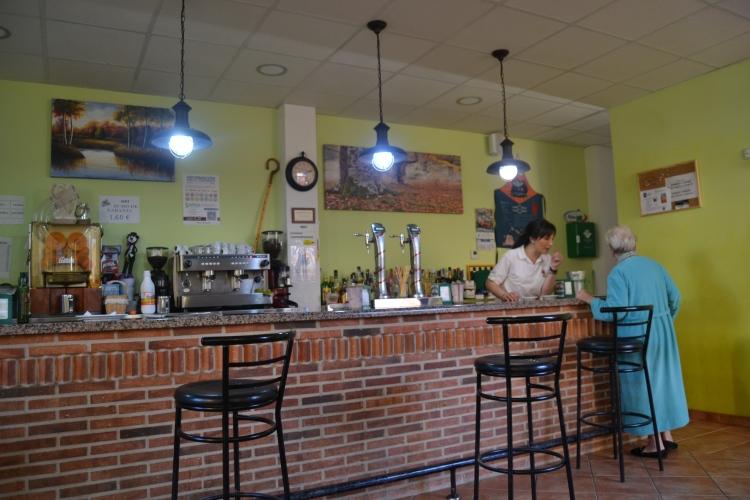 El bar del desayuno