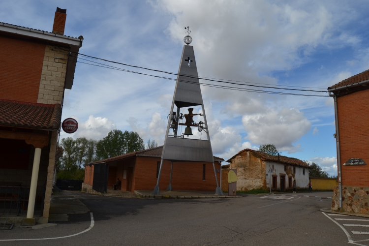 iglesia de Chozas de abajo