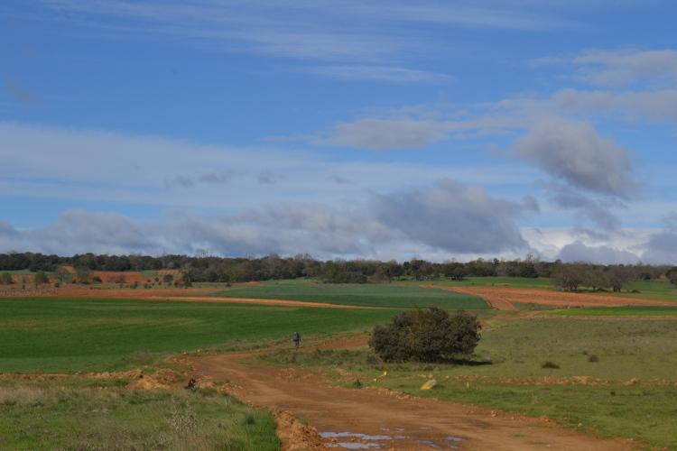 El camino a Astorga