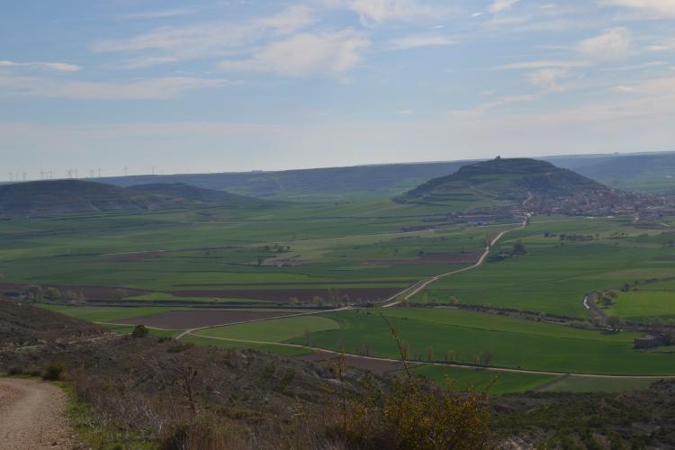 Vista desde Mostelares