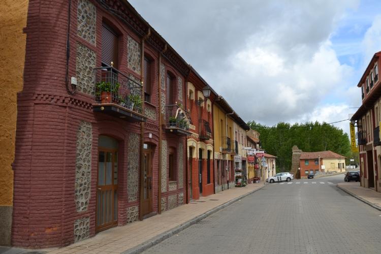 Calle de Mansilla de Las Mulas