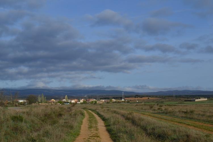 Vista de El Ganso
