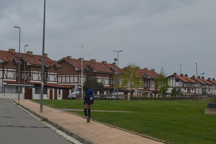 urbanización del campo de golf de Cirueña