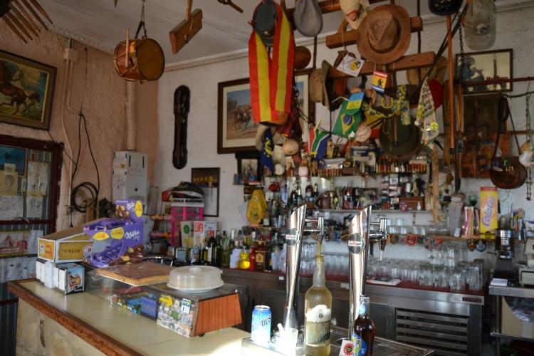Bar Cowboy en El Ganso