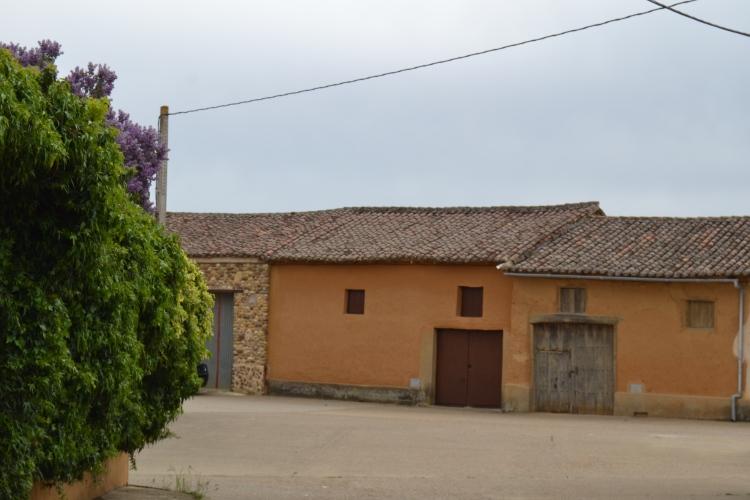 Una casa en Burgo Ranero