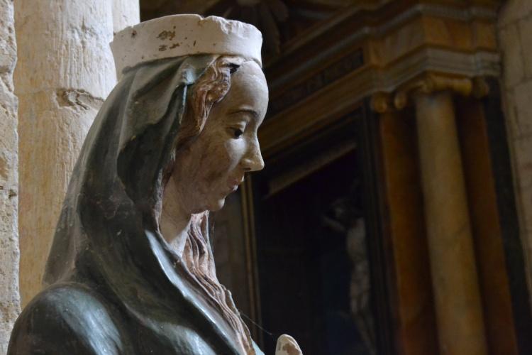 En Santa María La Blanca