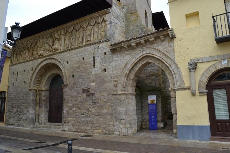 Iglesia de Santiago. Carrión