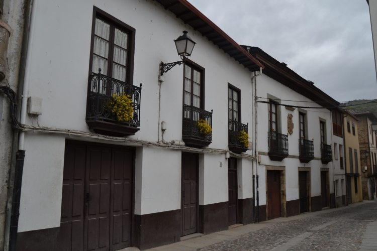 Villafranca. Calle del Agua