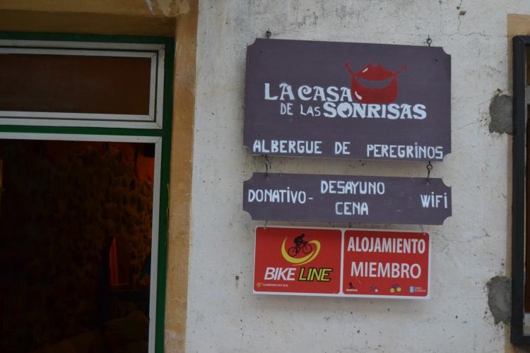 El albergue de Ernesto