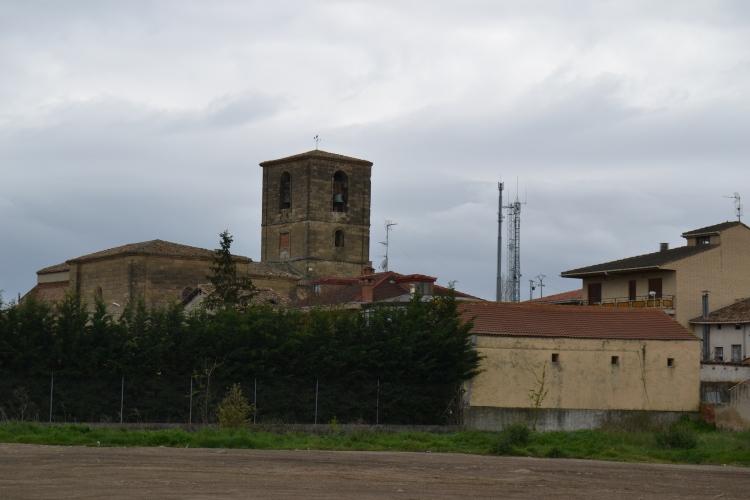La iglesia de Castildelgado