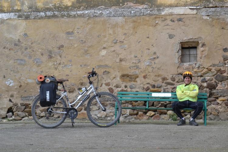 Descanso en Villamayor del Río
